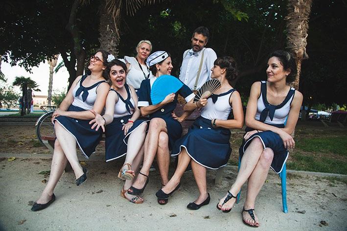 Nina Dinamita & La Swing Milicia