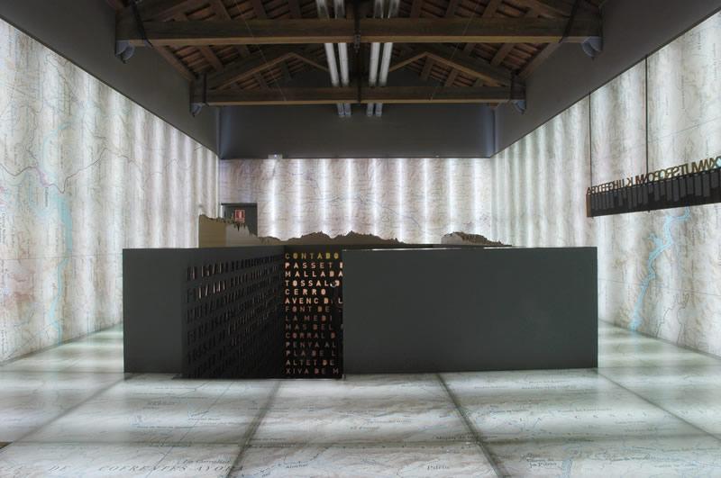 Sala de Secano y Montaña (I)
